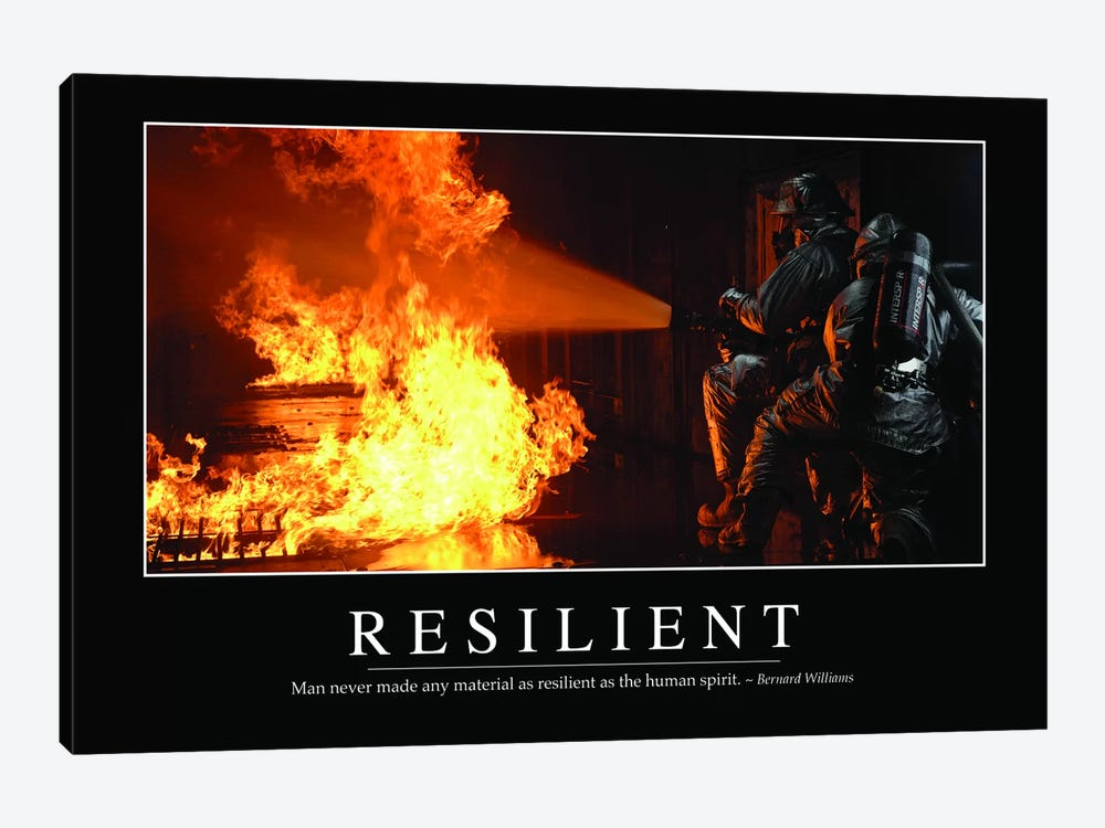 Resilient by Stocktrek Images 1-piece Canvas Artwork