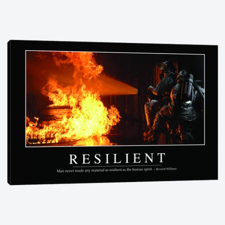 Resilient Canvas Print #TRK1137} by Stocktrek Images Canvas Art Print