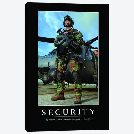 Security I Canvas Print #TRK1140} by Stocktrek Images Canvas Art Print