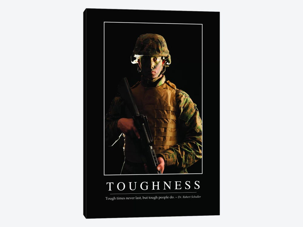 Toughness by Stocktrek Images 1-piece Art Print