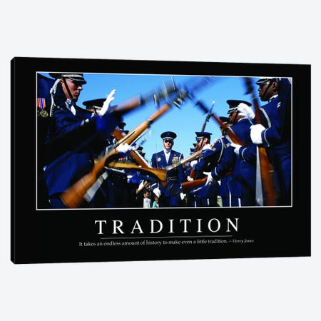 Tradition Canvas Print #TRK1157} by Stocktrek Images Art Print