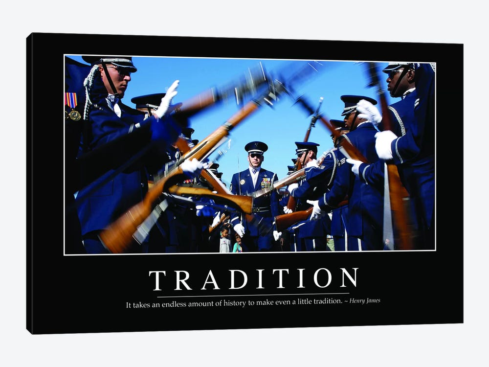 Tradition by Stocktrek Images 1-piece Canvas Art