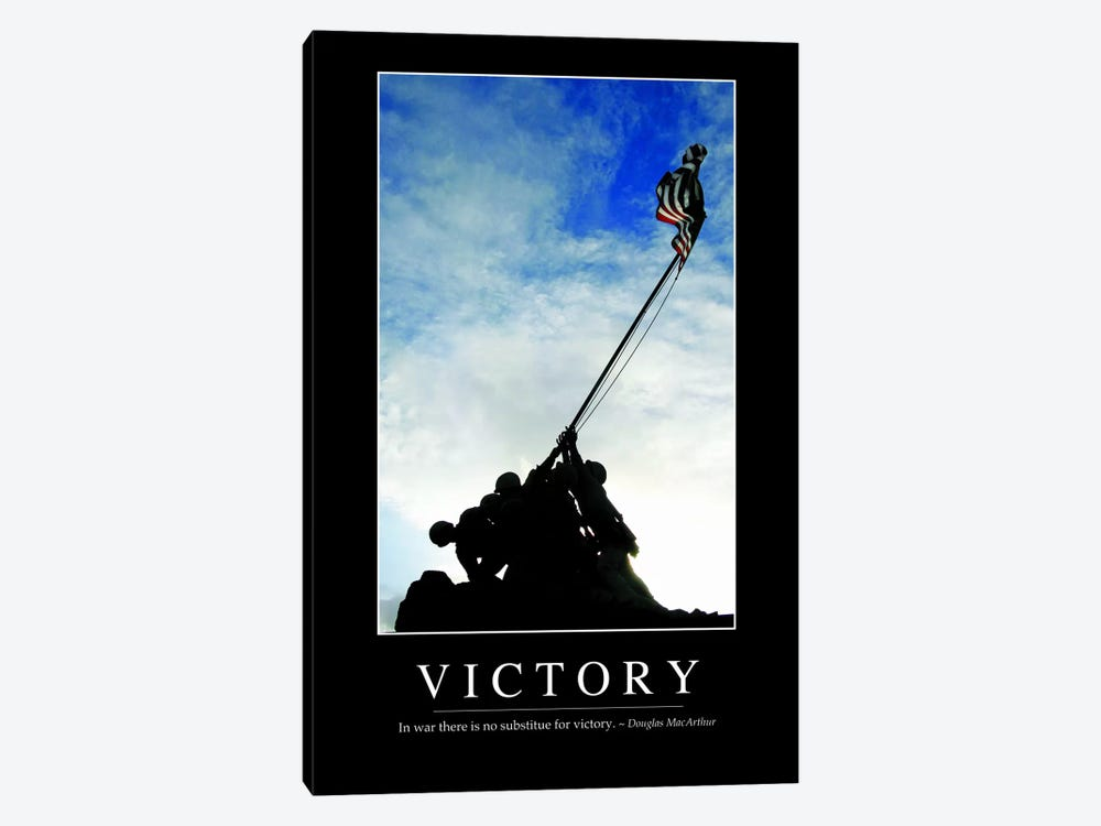 Victory by Stocktrek Images 1-piece Canvas Art Print