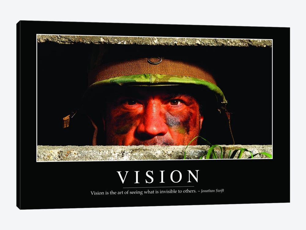 Vision by Stocktrek Images 1-piece Canvas Art