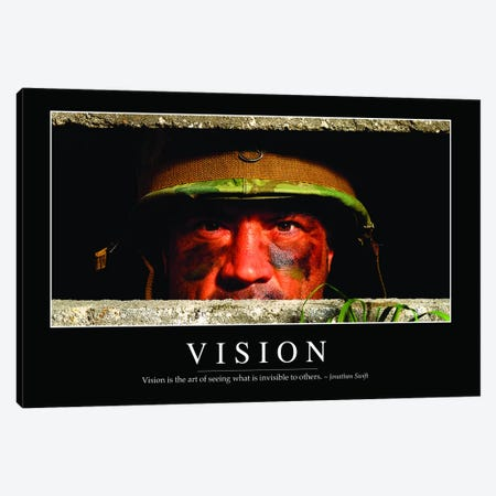 Vision 3-Piece Canvas #TRK1164} by Stocktrek Images Canvas Wall Art