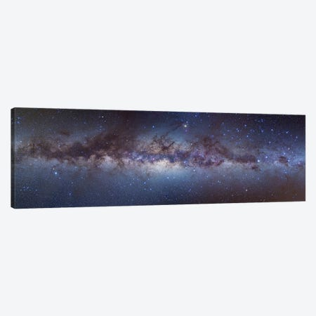 Panorama View Of The Center Of The Milky Way Canvas Print #TRK1171} by Alan Dyer Canvas Wall Art