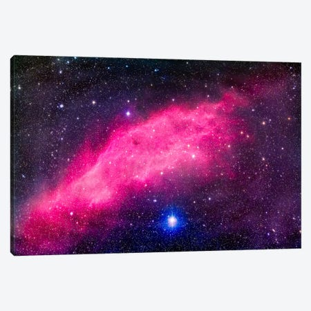 The California Nebula Canvas Print #TRK1173} by Alan Dyer Canvas Art