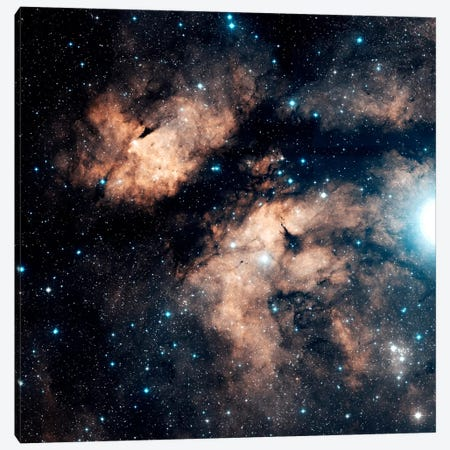 The Butterfly Nebula (NGC 6302) Canvas Print #TRK1196} by Charles Shahar Canvas Art Print