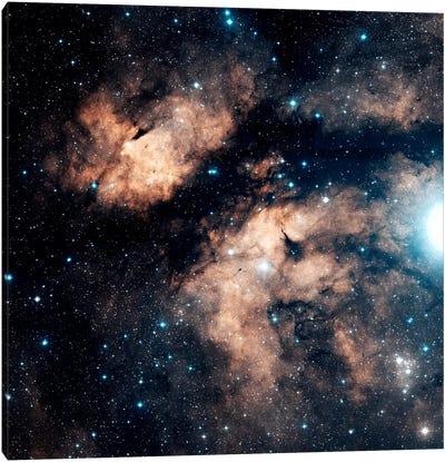 The Butterfly Nebula (NGC 6302) Canvas Art Print