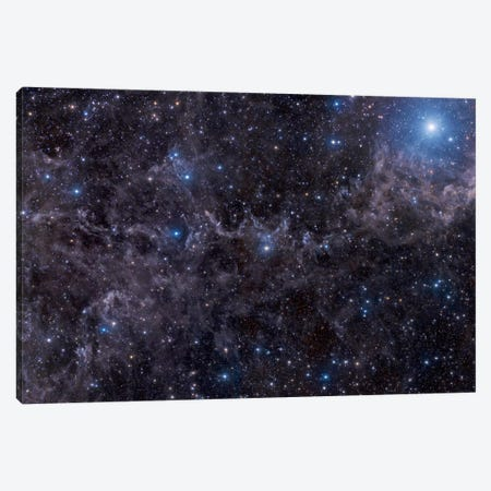 MBM Dust Complex In Pegasus Constellation Canvas Print #TRK1222} by John Davis Canvas Art