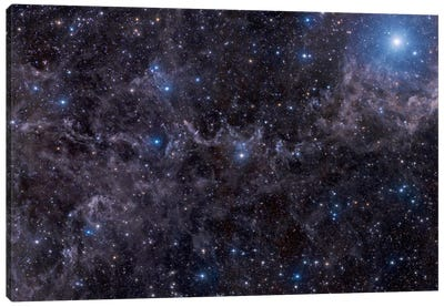 MBM Dust Complex In Pegasus Constellation Canvas Art Print