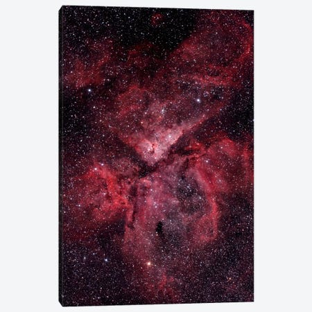 Eta Carinae Nebula (NGC 3372) Canvas Print #TRK1280} by Philip Hart Canvas Art