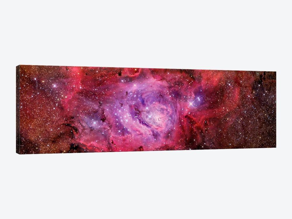 The Lagoon Nebula (NGC 6523) by R. Jay GaBany 1-piece Canvas Wall Art