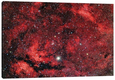 Sadr Region In The Constellation Cygnus I Canvas Art Print