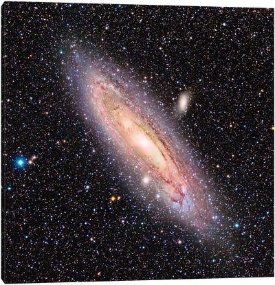 The Andromeda Galaxy (M31) Canvas Art Print