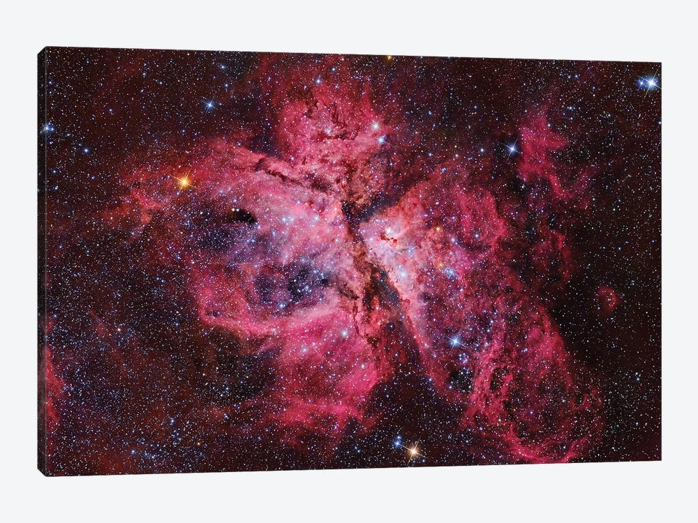 Eta Carina Nebula (NGC 3372) I by Roberto Colombari 1-piece Canvas Artwork