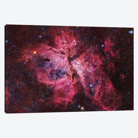Eta Carina Nebula (NGC 3372) I Canvas Print #TRK1321} by Roberto Colombari Canvas Art Print