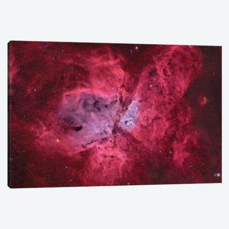 Eta Carina Nebula (NGC 3372) II Canvas Print #TRK1322} by Roberto Colombari Canvas Print