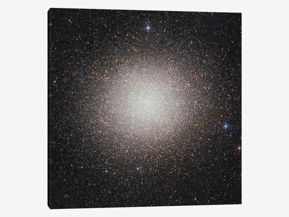 Omega Centauri Globular Cluster by Roberto Colombari 1-piece Canvas Art