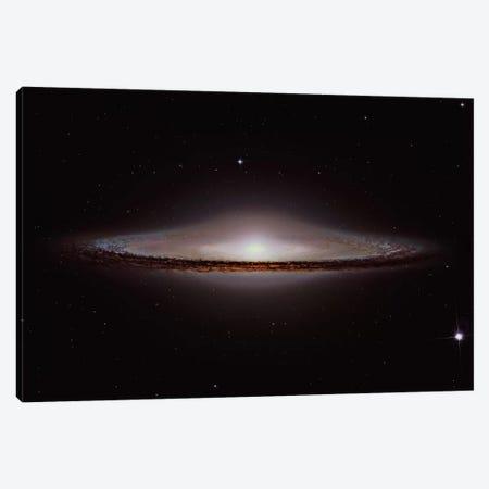 The Sombrero Galaxy (NGC 4594) Canvas Print #TRK1341} by Roberto Colombari Canvas Art Print
