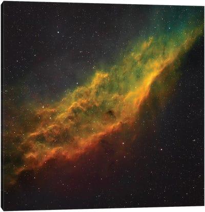 The California Nebula (NGC 1499) I Canvas Art Print