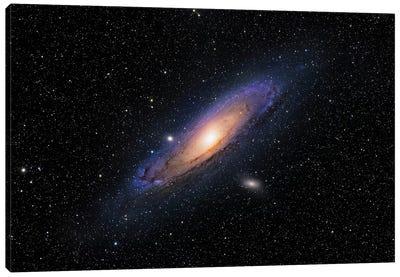 The Andromeda Galaxy (NGC 224) Canvas Art Print