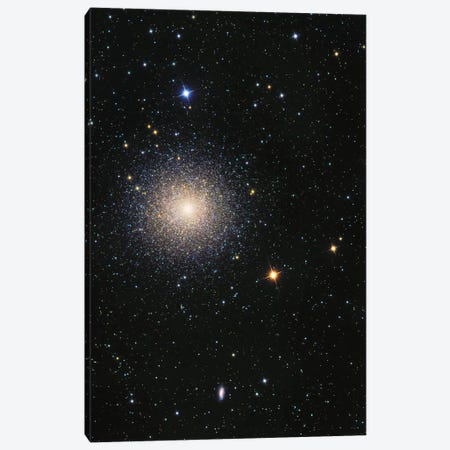 The Great Globular Cluster In Hercules (NGC 6205) Canvas Print #TRK1382} by Roth Ritter Art Print