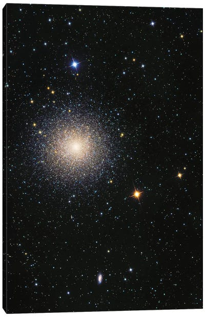 The Great Globular Cluster In Hercules (NGC 6205) Canvas Art Print