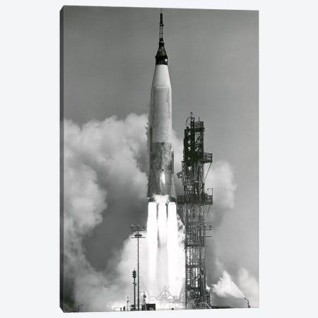 An Atlas V Rocket Lifting Off Canvas Print #TRK1420} by Stocktrek Images Canvas Art