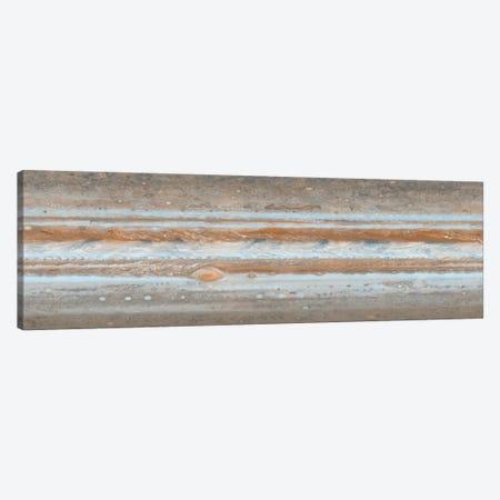 Color Map Of Jupiter I Canvas Print #TRK1441} by Stocktrek Images Canvas Artwork