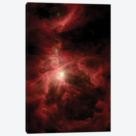 Orion's Inner Beauty Canvas Print #TRK1535} by Stocktrek Images Canvas Art Print