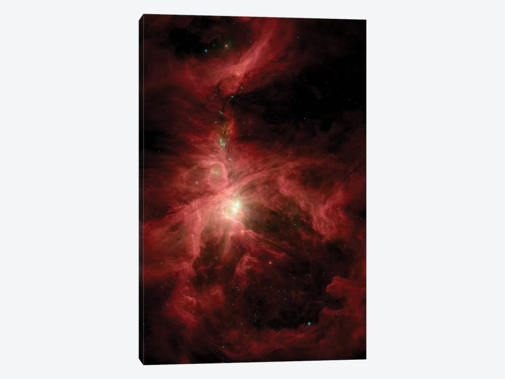 Orion's Inner Beauty by Stocktrek Images 1-piece Canvas Print