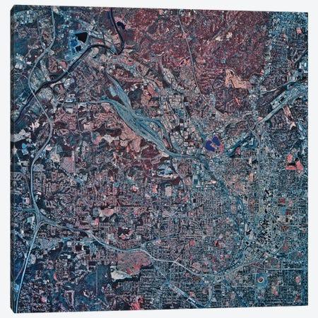 Atlanta, Georgia Canvas Print #TRK1550} by Stocktrek Images Canvas Artwork