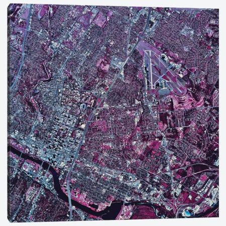 Austin, Texas Canvas Print #TRK1552} by Stocktrek Images Canvas Artwork