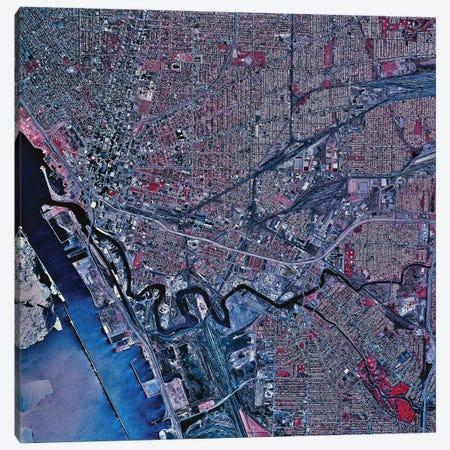 Buffalo, New York Canvas Print #TRK1559} by Stocktrek Images Canvas Art