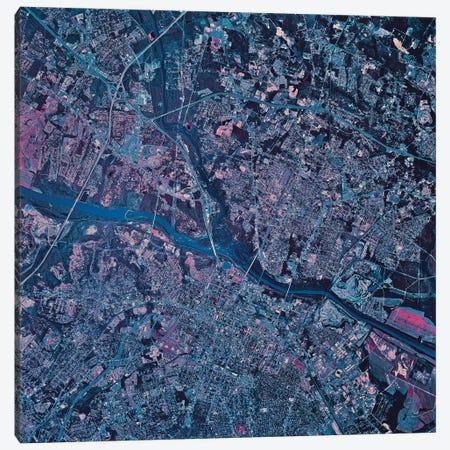Columbia, South Carolina 3-Piece Canvas #TRK1567} by Stocktrek Images Canvas Art