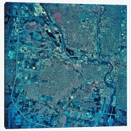Columbus, Ohio Canvas Print #TRK1568} by Stocktrek Images Canvas Print