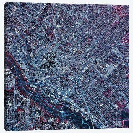 Dallas, Texas 3-Piece Canvas #TRK1570} by Stocktrek Images Canvas Artwork