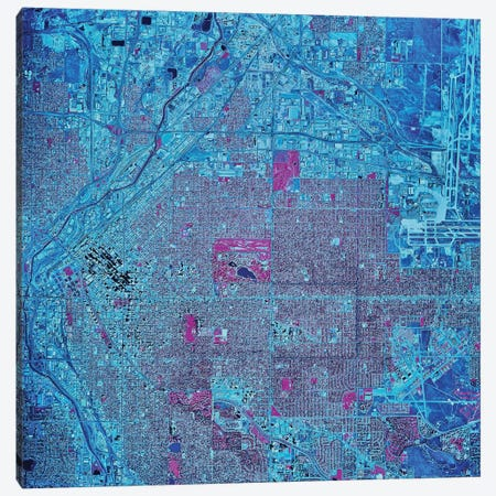 Denver, Colorado Canvas Print #TRK1571} by Stocktrek Images Canvas Art