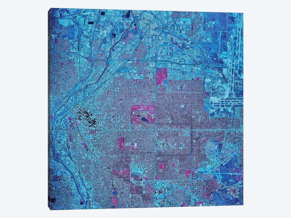 Denver, Colorado by Stocktrek Images 1-piece Canvas Print