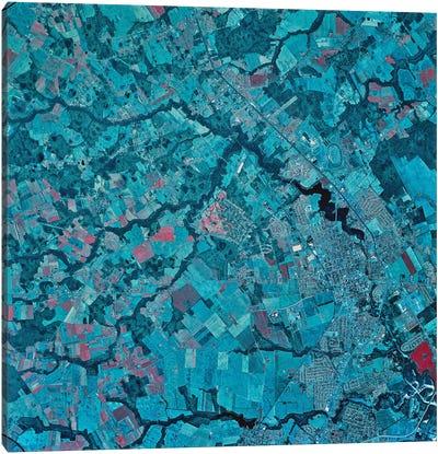 Dover, Delaware Canvas Art Print