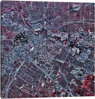 Houston, Texas I Canvas Art Print