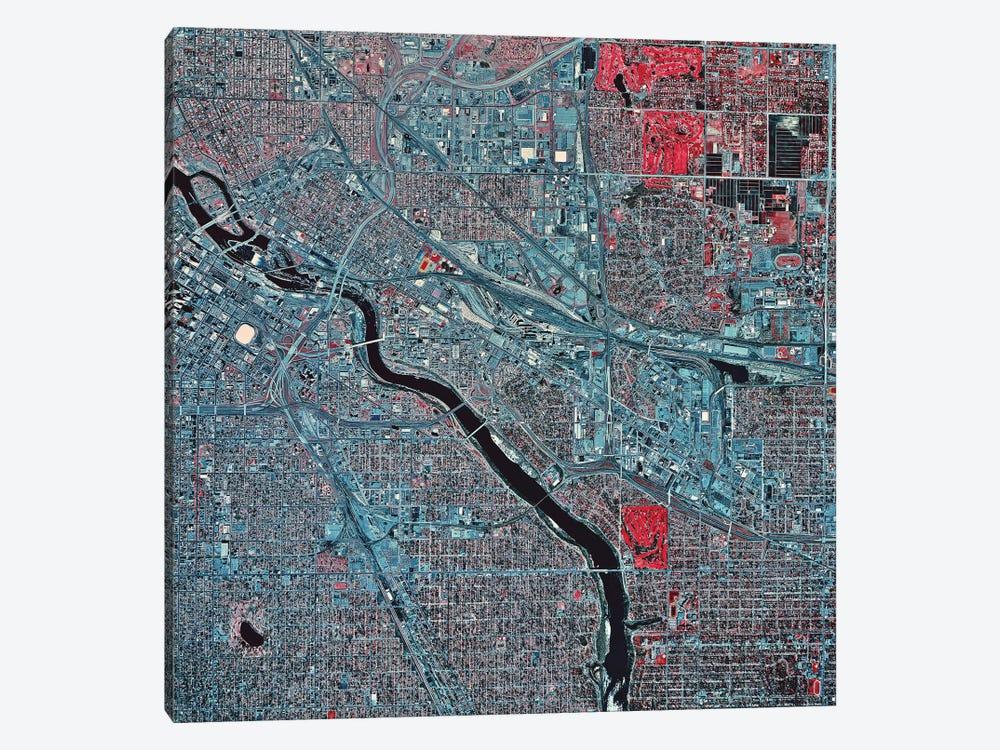 Minneapolis, Minnesota I by Stocktrek Images 1-piece Canvas Art