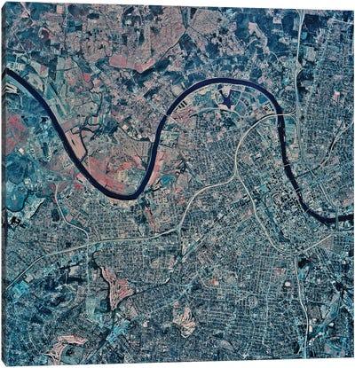 Nashville, Tennessee Canvas Art Print