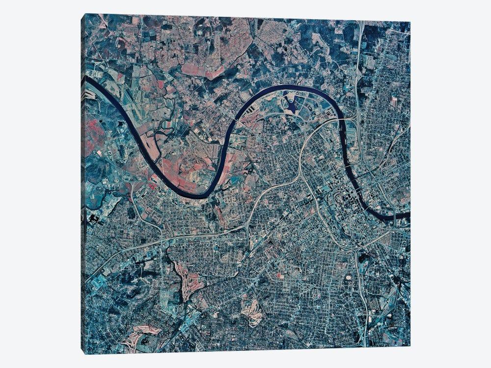 Nashville, Tennessee by Stocktrek Images 1-piece Canvas Art