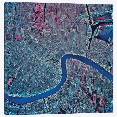 New Orleans, Louisiana Canvas Print #TRK1602} by Stocktrek Images Canvas Art