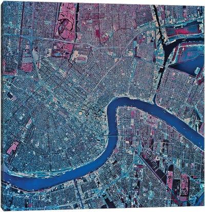 New Orleans, Louisiana Canvas Art Print