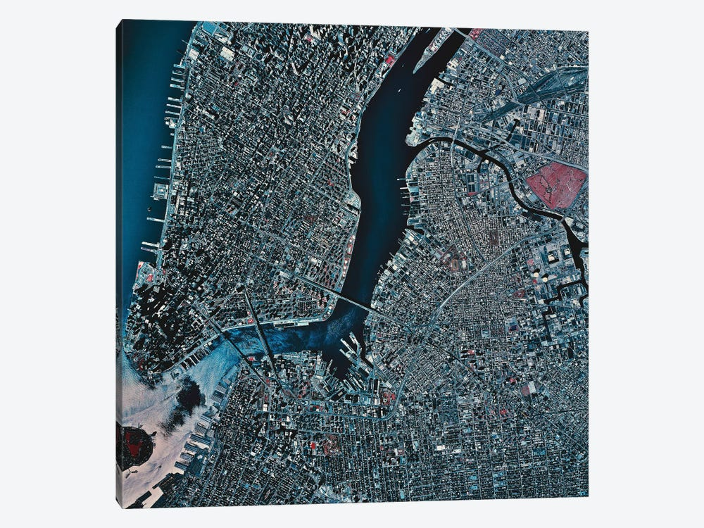 New York, New York I by Stocktrek Images 1-piece Canvas Art