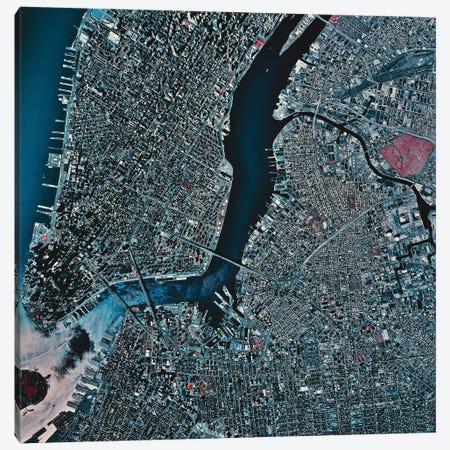New York, New York I Canvas Print #TRK1603} by Stocktrek Images Canvas Art