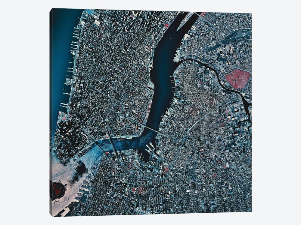 New York, New York I by Stocktrek Images 1-piece Canvas Art